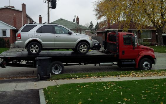 Light- and Medium-Duty Towing for the Durham Region